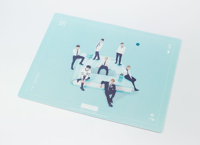 BTS 3rd Muster ARMY.ZIP + Player Desk Pad