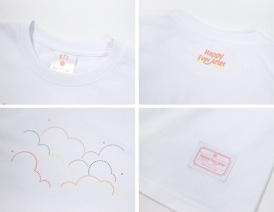 BTS 4th Muster Happy Ever After Merchandise