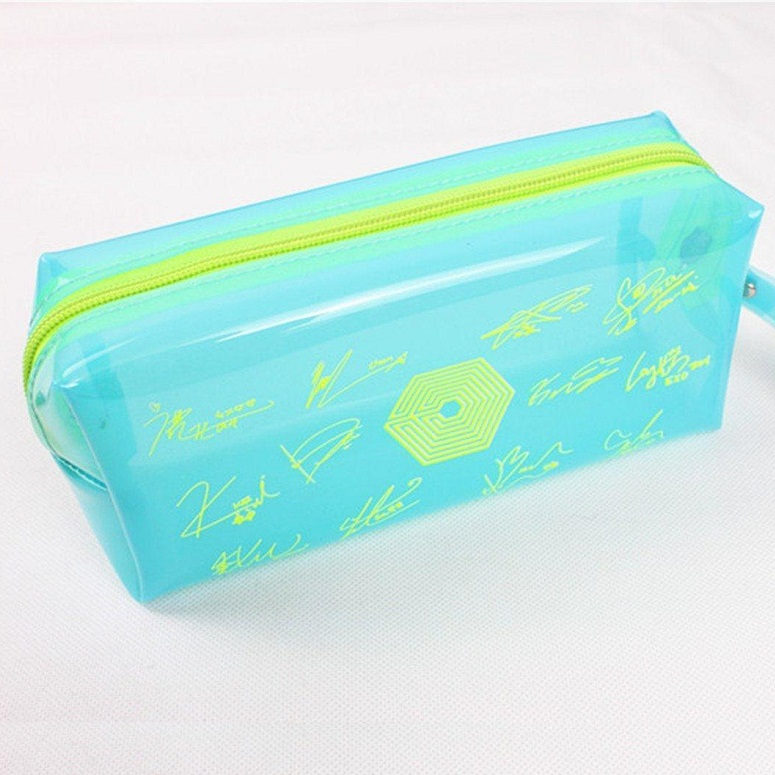 EXO Maze Signature Pencil Case