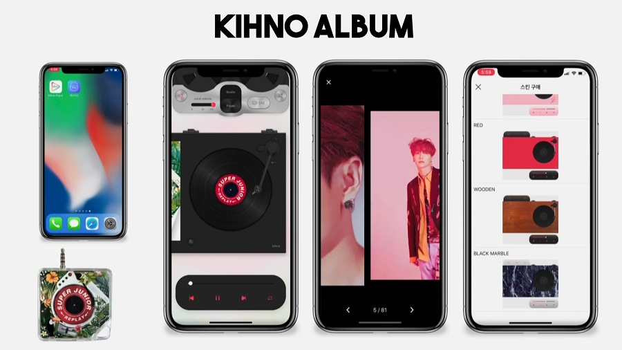 What Is Kihno Album And How Does It Work