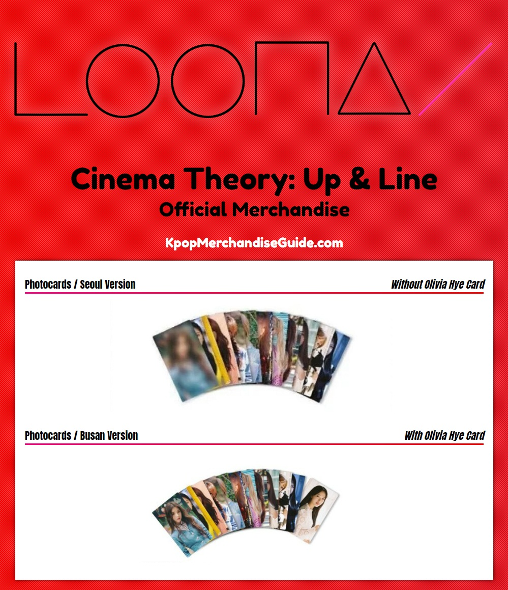 Cinema Theory: Up & Line Official Merchandise